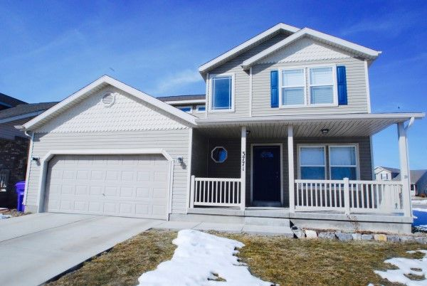 Eagle Mountain Home, UT Real Estate Listing